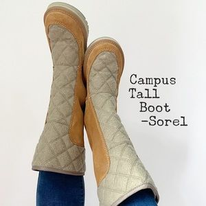 Campus Tall Boot by SOREL Size 7